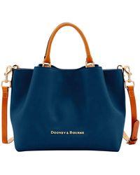 Dooney & Bourke City Barlow - Blue