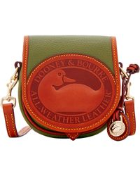 Dooney & Bourke - All Weather Leather 2 Duck Bag - Lyst