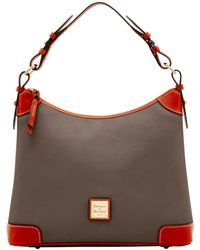 Dooney & Bourke Pebble Grain Hobo - Multicolor