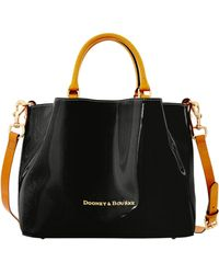 Dooney & Bourke City Patent Barlow - Black