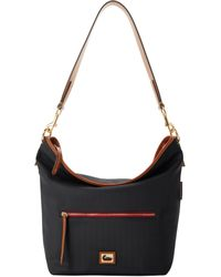 Dooney & Bourke Wayfarer Hobo - Black
