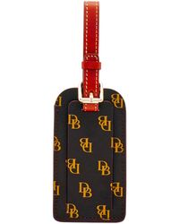 Dooney & Bourke Gretta Luggage Tag - Multicolor