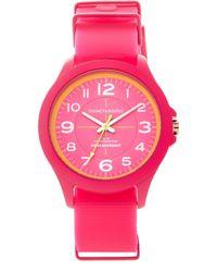Dooney & Bourke Watches Poppy Sport Watch - Pink