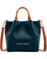 Dooney & Bourke City Small Barlow - Black