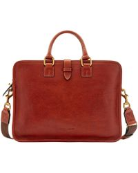 Dooney & Bourke - Florentine Brooklyn Briefcase - Lyst
