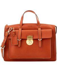 Dooney & Bourke Alto Marco Briefcase - Red