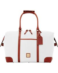 Dooney & Bourke Cabriolet Small Duffle - White