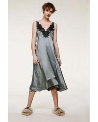 b907eb32af Liu Jo Short Paradise Seduction Dress in Pink - Lyst