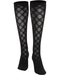 Dorothee Schumacher - High Heel Socks Dots - Lyst