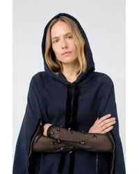 Dorothee Schumacher - Elaborate Transparency Shirt O-neck 1/1 - Lyst