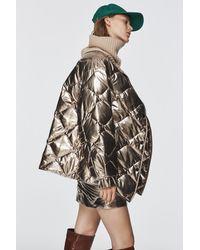 Dorothee Schumacher Mirror Shine Jacket - Multicolor