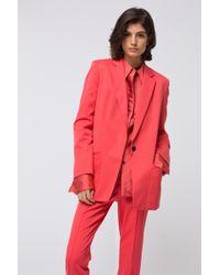 Dorothee Schumacher - Cool Ambition Jacket Sleeve 1/1 - Lyst