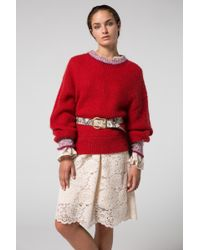 Dorothee Schumacher - Take Off Oversized Sweater - Lyst