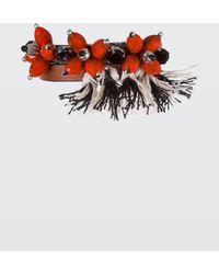 Dorothee Schumacher Delightfully Decorated Embellished Skinny Bracelet - Multicolor