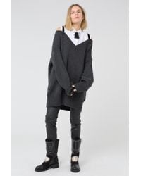 Dorothee Schumacher - Timeless Ease V-neck Pullover 1/1 - Lyst