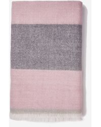 Dorothy Perkins Pastel Striped Scarf - Multicolor