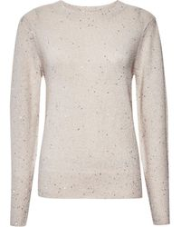 Dorothy Perkins Pink All Over Sequin Sweater