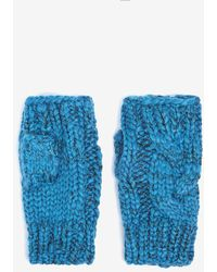 Dorothy Perkins - Blue Kingfisher Gloves - Lyst