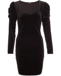 Dorothy Perkins Quiz Black Bodycon Dress