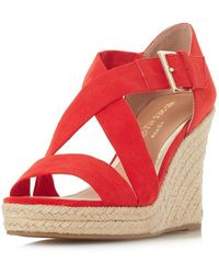 Dorothy Perkins - Head Over Heels By Dune 'kissimo'ladies Wedge Sandals - Lyst