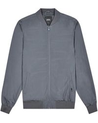 Dorothy Perkins Burton Grey Bomber Jacket, Grey