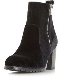 Vente À Bas Prix Dorothy Perkins Head Over Heels by Dune Black 'Pippaa' Ankle Boots Footaction Prix Pas Cher hlDxZJHy6W