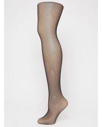 Dorothy Perkins - Black Small Fishnet Tights - Lyst