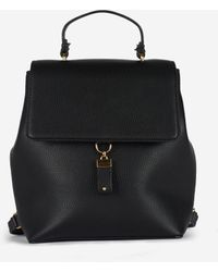 Dorothy Perkins Black Tab Detail Backpack