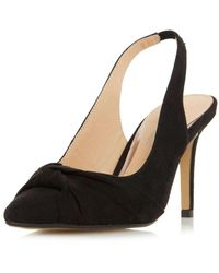 c84ad22f898 Head Over Heels By Dune Black 'charlise' High Heel Shoes