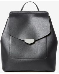 Dorothy Perkins - Pieces Black 'kana' Backpack - Lyst