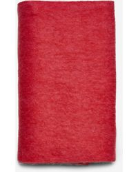 Dorothy Perkins Red Knit Scarf