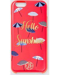Draper James - Hello Sunshine Iphone Case - Lyst