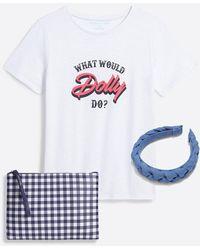 Draper James The Dolly Fan Style Kit ($101 Value) - White