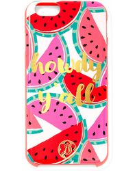 Draper James - Howdy Y'all Iphone Case - Lyst