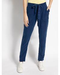 Pepe Jeans Hose in blau für Damen, Größe: