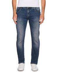 Rusty Neal Town-1 Jeans - Blau