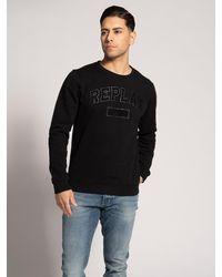 Replay - Sweatshirt - Lyst