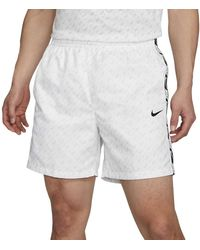 Nike Sportswear Repeat Woven Shorts - White
