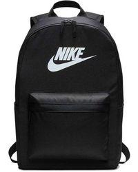 Nike Heritage 2.0 Backpack - Black