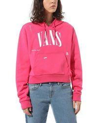 Vans Kaye Crop - Pink