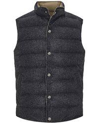 Hackett Classic Reversible Vest - Multicolor