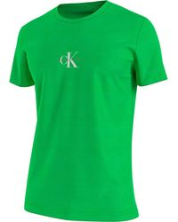 Calvin Klein - New Iconic Essential Short Sleeve T-shirt - Lyst