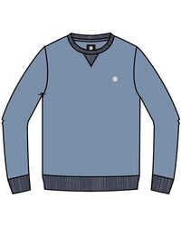 Element Cornell Classic Sweatshirt - Blue