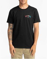 Billabong Okapi Short Sleeve T-shirt - Black