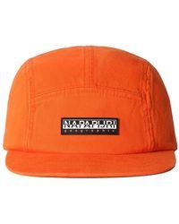 Napapijri F-kualoa Cap - Orange