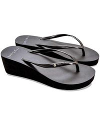 Rip Curl Avalon Flip Flops - Black