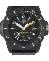 Luminox Navy Seal 3601 Watch - Black
