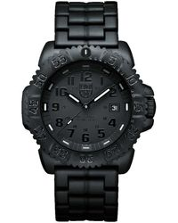 Luminox Navy Seal Colormark 3052 - Black