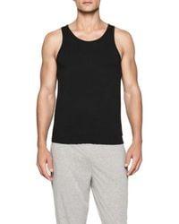 Calvin Klein Cotton Stretch 2 Units - Black
