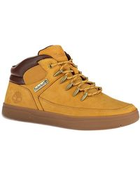 Timberland Leather Ripcord Hiker